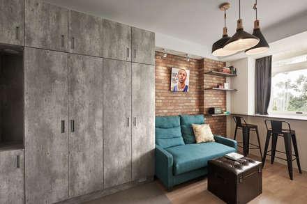 Walls by 有偶設計 YOO Design