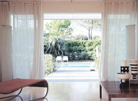 Country house: Palestra in stile in stile Moderno di roberto lazzeroni
