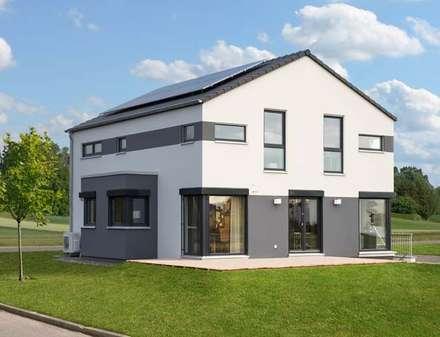 MEDLEY 3.0 - Ein modernes Highlight auf jedem Grundstück: moderne Häuser von FingerHaus GmbH