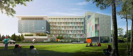 Santo Yusup School Bekasi:  Sekolah by Inspiratio Indonesia