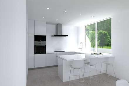 باورچی خانہ by Magnific Home Lda