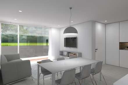 غرفة السفرة تنفيذ Magnific Home Lda
