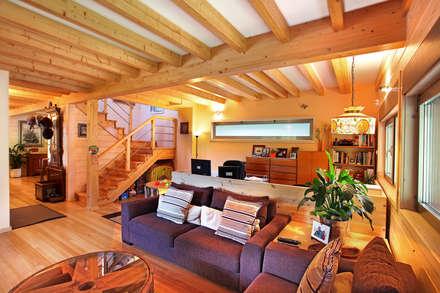 Ruang Keluarga by Rusticasa