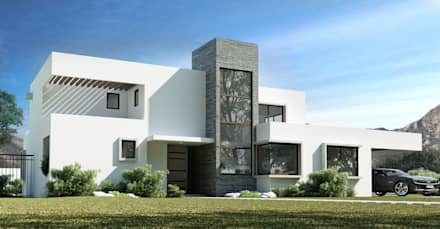 mediterranean Houses by AOG SPA