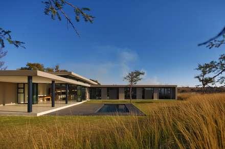 Modern houses by reis