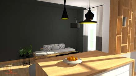 salle manger images id es et d coration homify. Black Bedroom Furniture Sets. Home Design Ideas