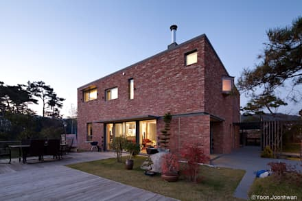modern Houses by 솔토지빈