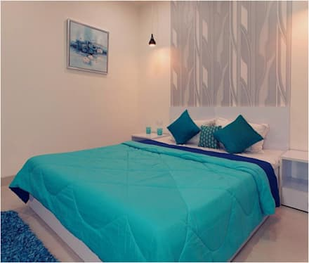Some Previous Works: country Bedroom by BVM Intsol Pvt. Ltd.