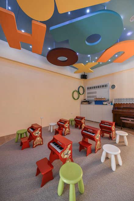 مدارس تنفيذ 存果空間設計有限公司