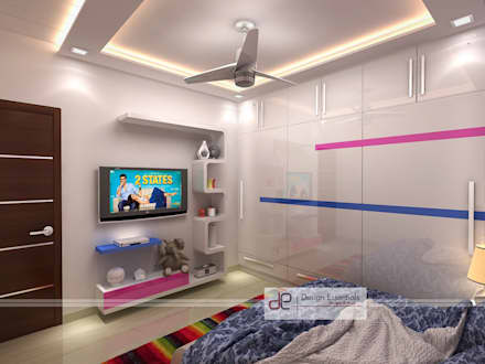modern Nursery/kid's room by Design Essentials
