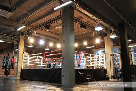 industrial Gym by ELENA SKUTOVA