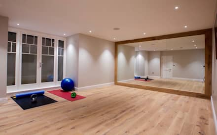 Barnes: Gym: Modern Gym By Studio K Design