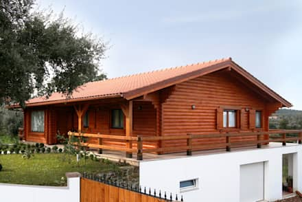 Rusticasa의  목조 주택