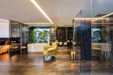 : Casas de banho modernas por INAIN Interior Design