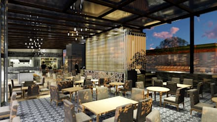 Gastronomy by DL ARQUITECTURA