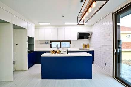 مطبخ تنفيذ 한글주택(주)