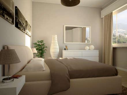 camera da letto moderna: idee & ispirazioni | homify - Foto Camera Da Letto Moderna