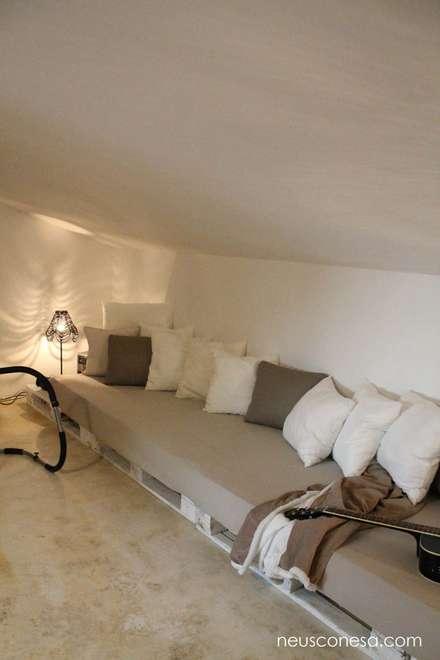 Phòng tập by Neus Conesa Diseño de Interiores