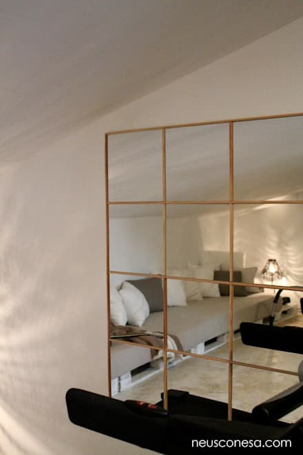 Neus Conesa Diseño de Interiores의  피트니스