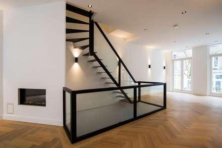 Idee n inspiratie foto 39 s van verbouwingen homify - Decoratie van trappenhuis ...