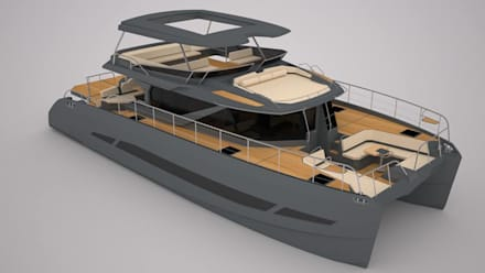 modern Yachts & jets by Levolú Interiores e Arquitetura