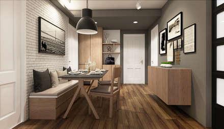 :  ห้องทานข้าว by 22Augustudio