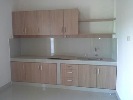 Project Desain Apartment IB Ariwangsa, Denpasar:  Dapur by Jasa Arsitek Jakarta