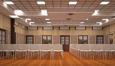 Hindustan Prefabs Ltd: Corridor U0026 Hallway By Hlk Infrastructure Pvt Ltd