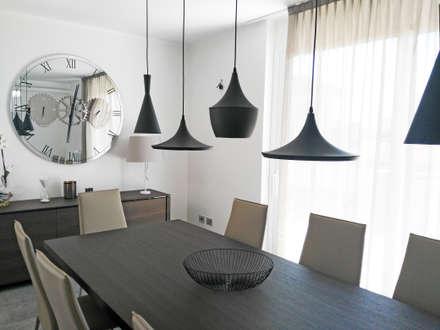Buona la prima: Sala da pranzo in stile in stile Moderno di  LAB 360 - Architettura e Design
