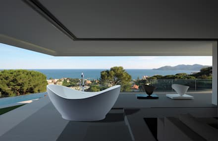 MTI Bath Exclusive Alberta Dealer: modern Bathroom by Serenity Bath