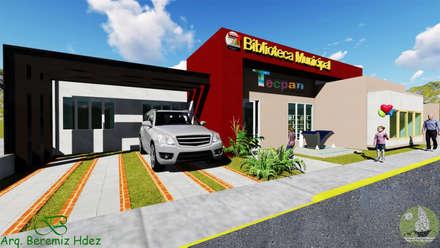โรงเรียน by Construcciones y diseños Brihjha