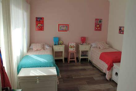 Chambre d'enfant de style de style Rustique par Knudsen Taddeo Arquitectura