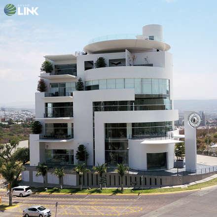Proyectos comerciales decoraci n y dise o for Edificios modernos minimalistas