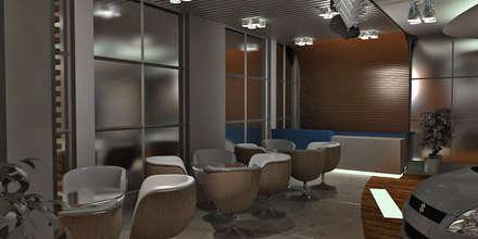 Car Showroom:  Car Dealerships by Gurooji Design