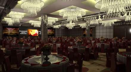 Elite Event:  Event venues by Gurooji Design