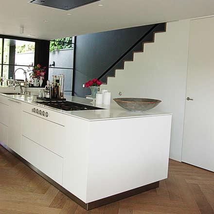 WONING FSA-009: moderne Keuken door Hopmanhuis