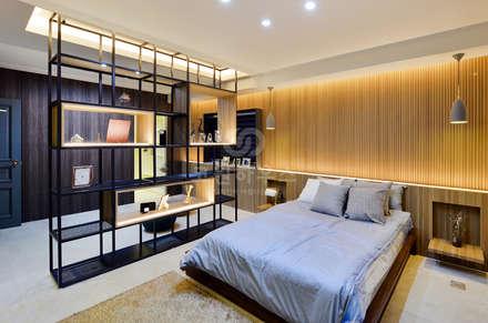 오더프리마1: 코원하우스의  침실
