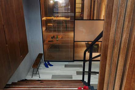 弘悅國際室內裝修有限公司が手掛けたガレージ