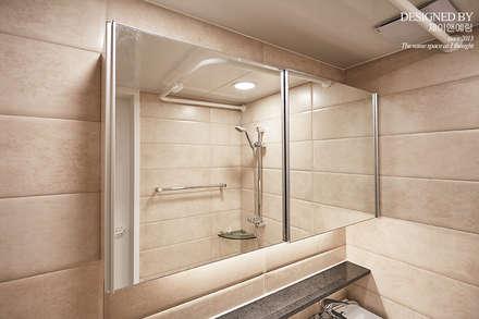 bathroom: 제이앤예림design의  화장실