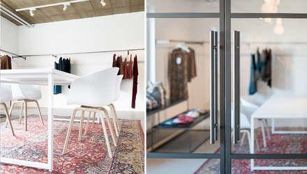 Studio PEZZETTA: ausgefallene Ankleidezimmer von Studio KNACK