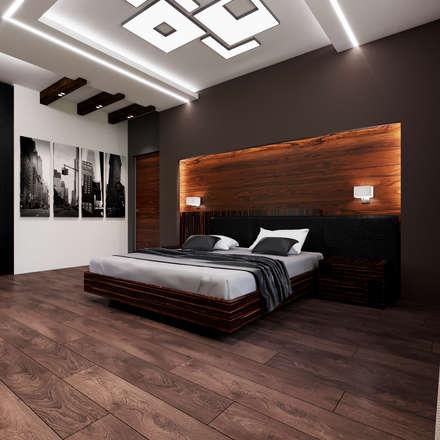 Minimalistische schlafzimmer einrichtungsideen und bilder for Minimalistische einrichtungsideen