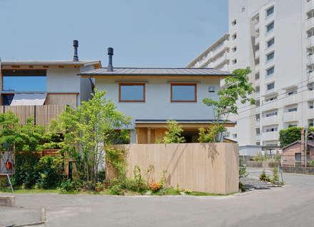 でんホーム鳥飼モデルハウス: でんホーム株式会社が手掛けた家です。