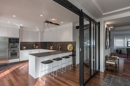 eclectic Kitchen by Architect Your Home