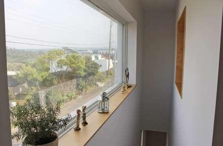 나무고래.집: AAPA건축사사무소의  방