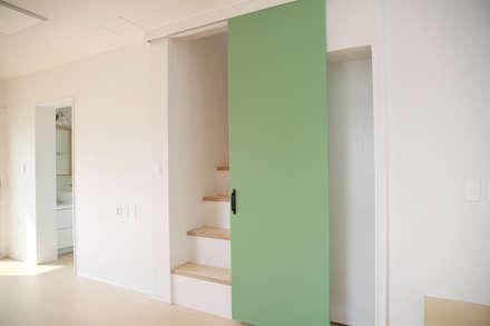 나무고래.집: AAPA건축사사무소의  다이닝 룸
