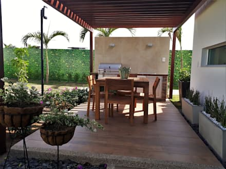 Jardines ideas dise os y decoraci n homify for Modelos de ceramicas para patios