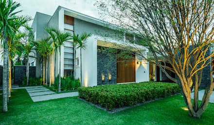 حديقة تنفيذ Le Jardin Arquitectura Paisagística