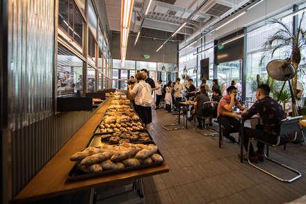 Our Bakery, Beijing: studio xsxl의  가게