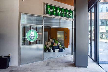 Bad farmers, Beijing: studio xsxl의  레스토랑