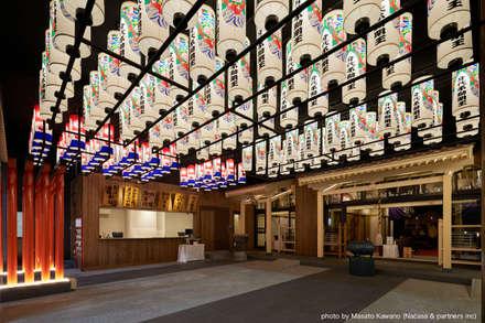 Office buildings by 藤村デザインスタジオ / FUJIMURA DESIGIN STUDIO